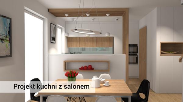 Kuchnia-i-salon-Lipków- kuchnia-biała-www.ideakuchni.pl