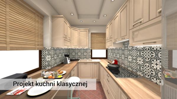 Kuchnia klasyczna Michałowice wKuchnia klasyczna Michałowice www.ideakuchni.pl ww.ideakuchni.pl