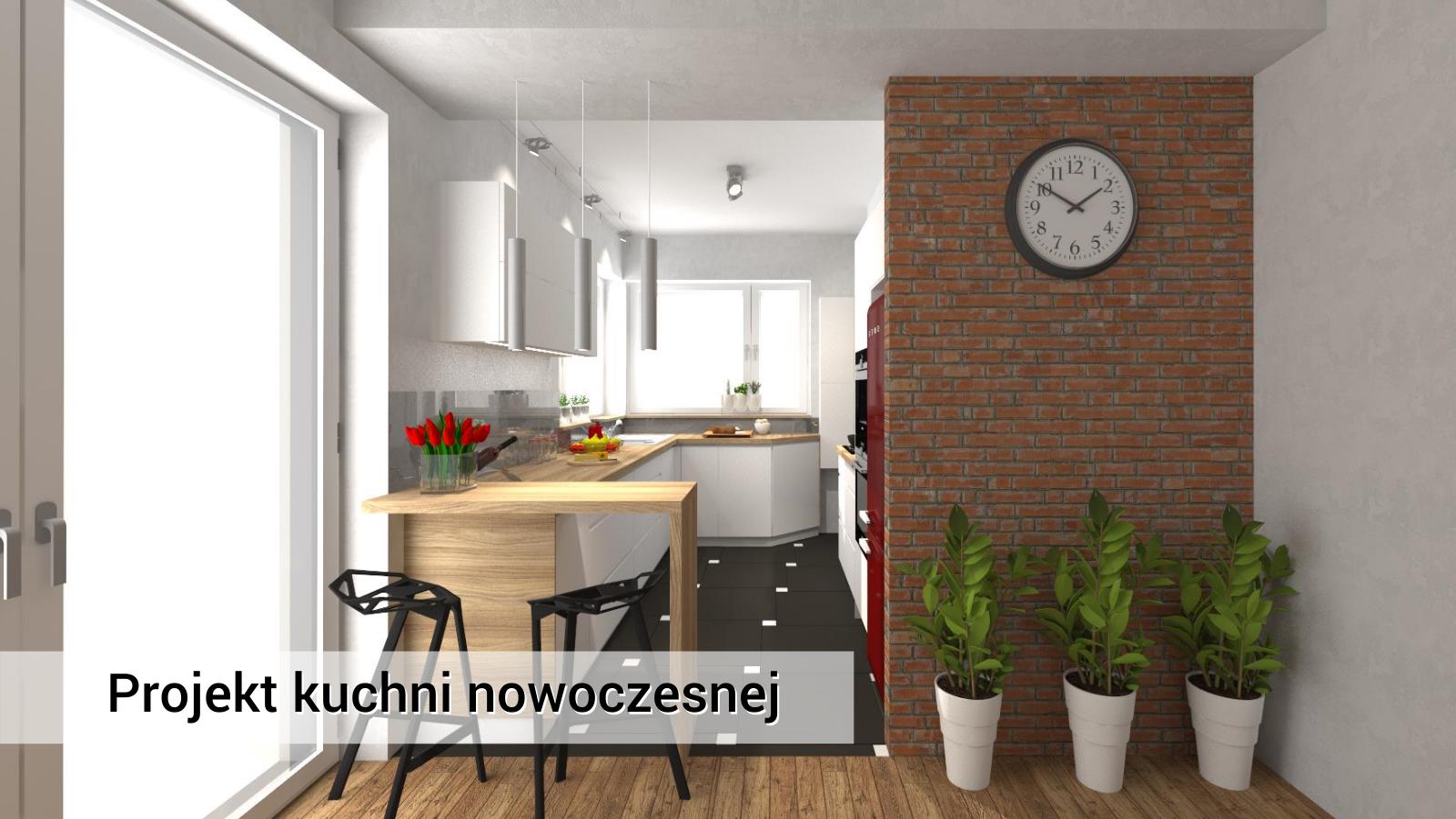 Kuchnia | Pruszków | Kuchnia Nowoczesna | Kuchnia biała z mdf-u