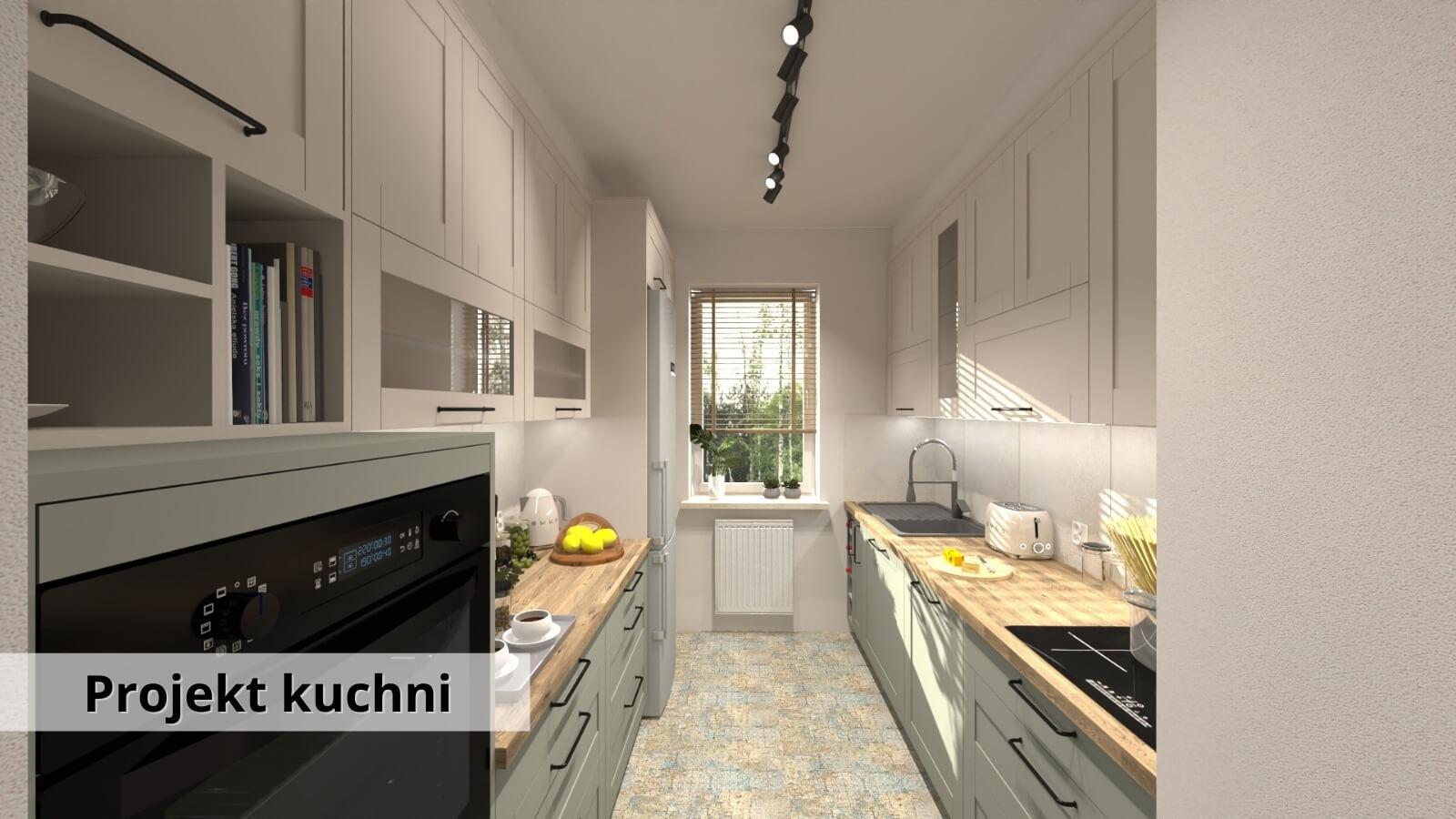 Projekt Kuchni Warszawa