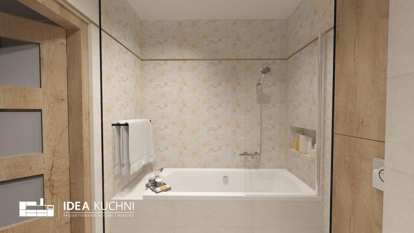 Projekt łazienki w Warszawie